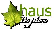 Haus Bergahorn Logo